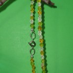 Summer Glass Anklet